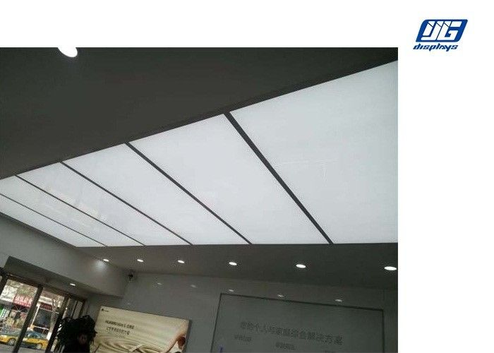 70W Led Ceiling Light Panel Backlit Modules Frameless For Led Advertising